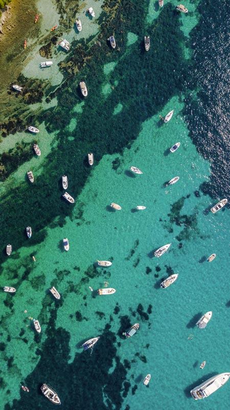 Iles de lérins | bateau électrique solaire à Cannes
