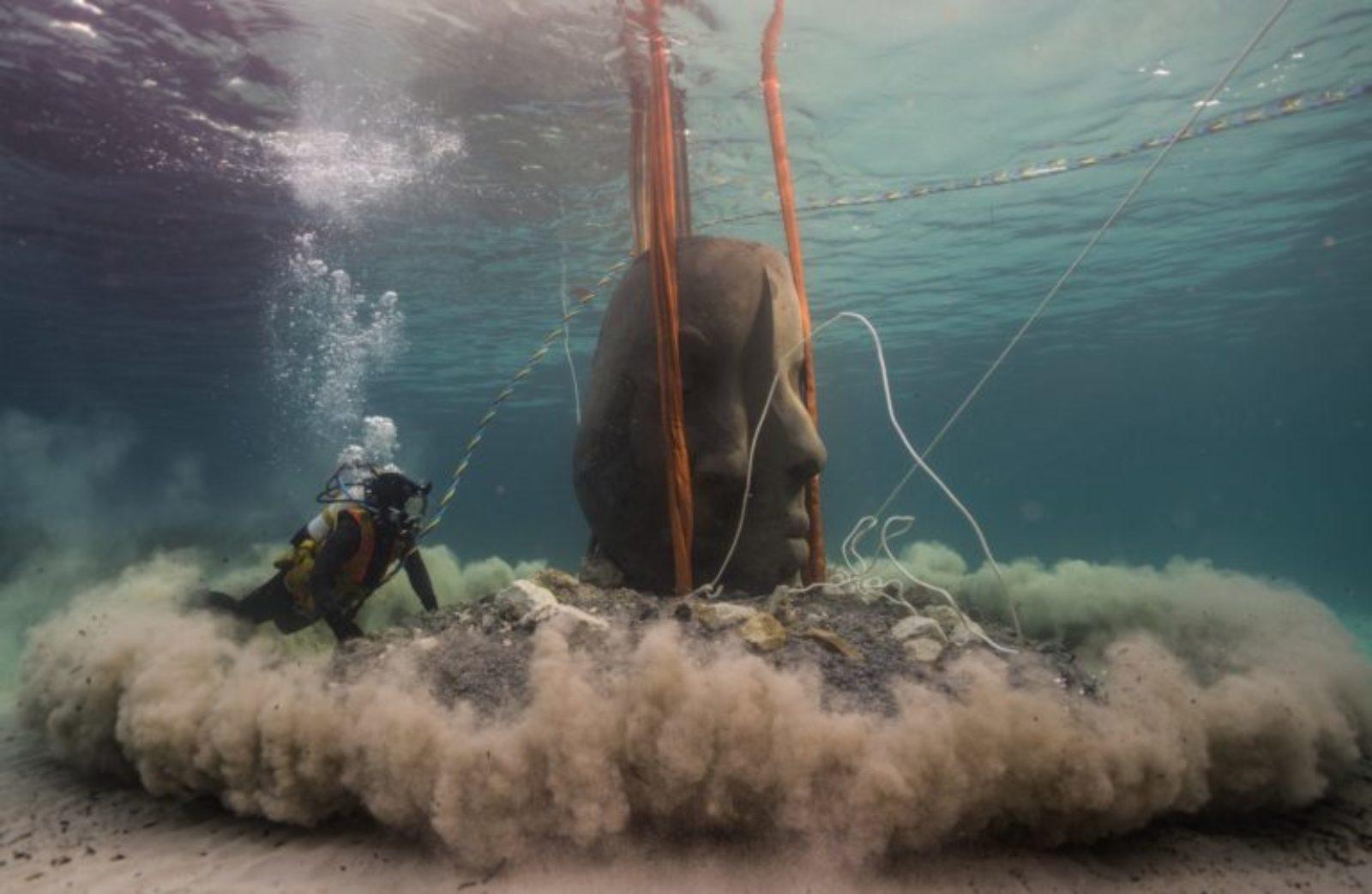 éco-musée sous-marin de Cannes
