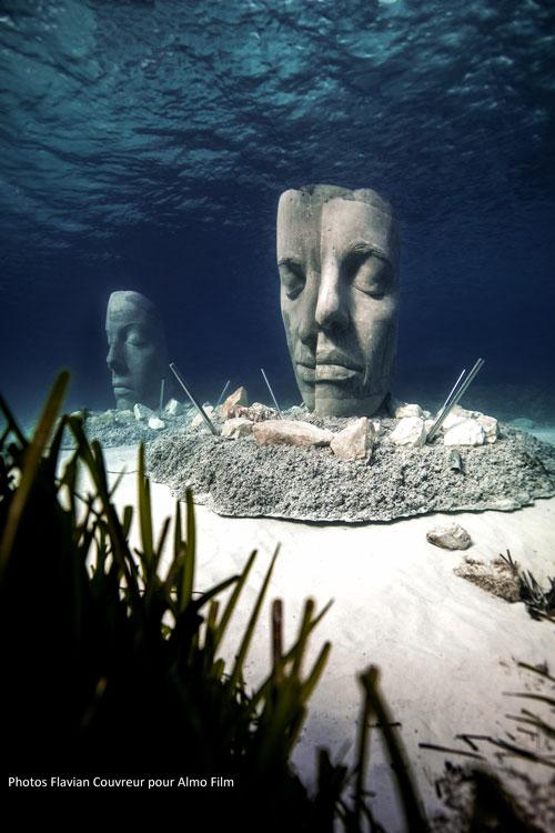 musée sous-marin Jason Decaires Taylor